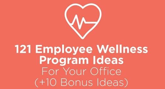 121 employee wellness program ideas  u2013 patientcarelink